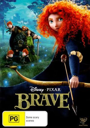 Brave - Kelly Macdonald
