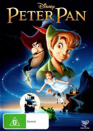 Peter Pan (1953) - Bobby Driscoll