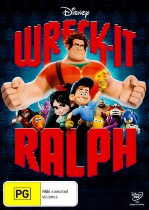 Wreck It Ralph - John C Reilly