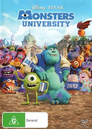 Monsters University - Billy Crystal