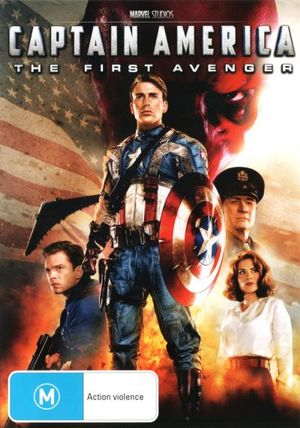 Captain America : The First Avenger (2011) - Chris Evans