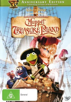 Muppet Treasure Island - Harry Jones
