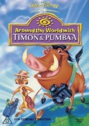 Around the World With Timon & Pumbaa - Quinton Flynn
