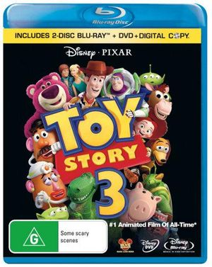Toy Story 3 (2BD/DVD/DCD)(Super Set) - Ned Beatty