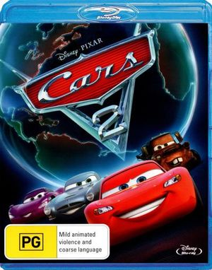Cars 2 - Larry The Cable Guy