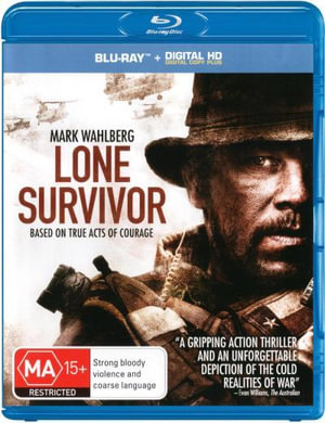 Lone Survivor (Blu-ray/Digital Copy) - Mark Wahlberg