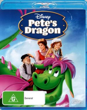 Pete's Dragon - Sean Marshall