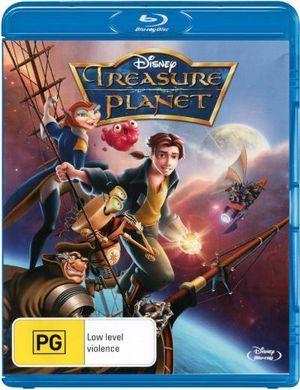 Treasure Planet - Roscoe Lee Browne