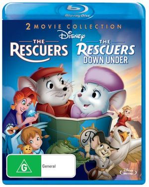 The Rescuers / The Rescuers Down Under - Joe Flynn