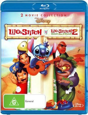 Lilo and Stitch 1 and 2 - William J. Caparella