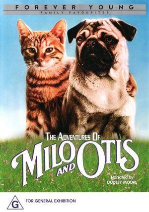 The Adventures Of Milo And Otis On Dvd Buy New Dvd Amp Blu