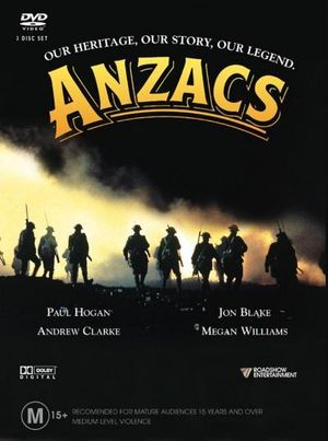 Anzacs - Jim Holt