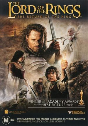 The Lord of the Rings : The Return of the King - Peter Jackson