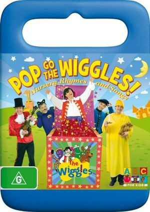 The Wiggles : Pop Go The Wiggles!