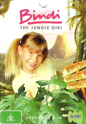 Bindi : The Jungle Girl - Episodes 1 - 4 - Bindi Irwin