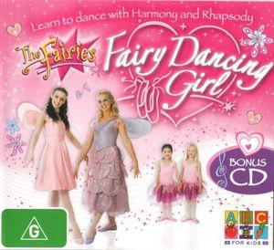 The Fairies : Fairy Dancing Girl (DVD/CD)