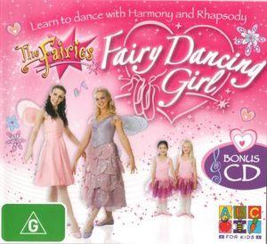 The Fairies : Fairy Dancing Girl (DVD/CD)