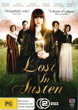 Lost in Austen : The Complete Series - Elliot Cowan