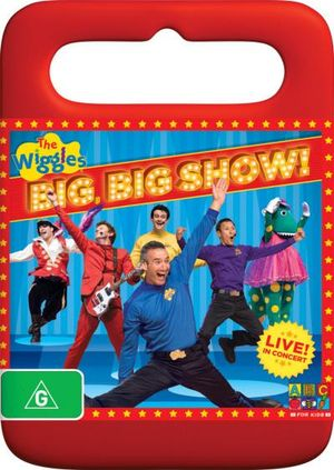 The Wiggles : Big, Big Show - Anthony Field