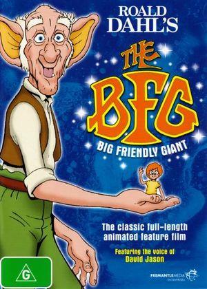 The B.F.G (Big Friendly Giant) - Angela Thorne