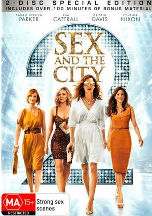 sex and the city dvd australia