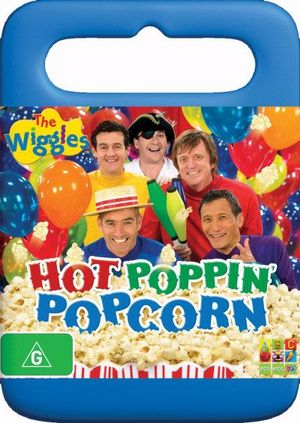 The Wiggles : Hot Poppin' Popcorn - Dorothy The Dinosaur