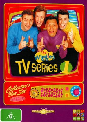 The Wiggles : TV Series 1 - The Wiggles
