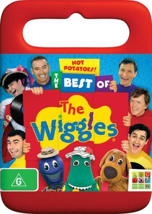 The Wiggles : Hot Potatoes! The Best of the Wiggles - The Wiggles