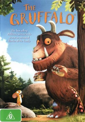 The Gruffalo - Phoebe Givron-Taylor