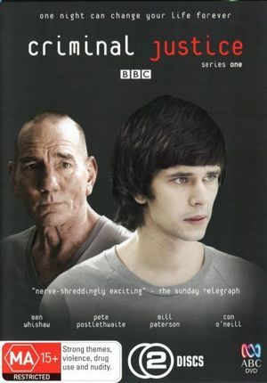 Criminal Justice : One Night Can Change Your Life Forever - Series One - Ben Whishaw