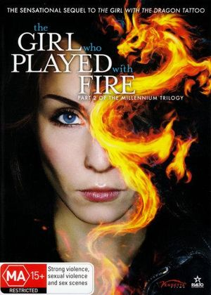 The Girl Who Played With Fire - Michalis Koutsogiannakis