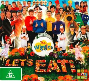 The Wiggles : Let's Eat - Sam Moran