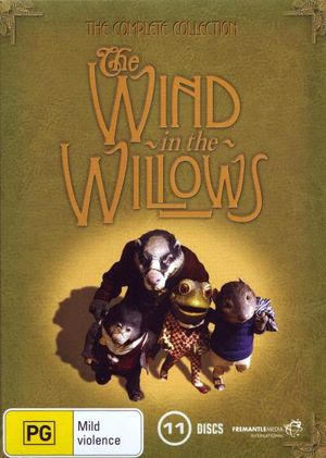The Wind in the Willows : The Complete Collection - Sir David Jason