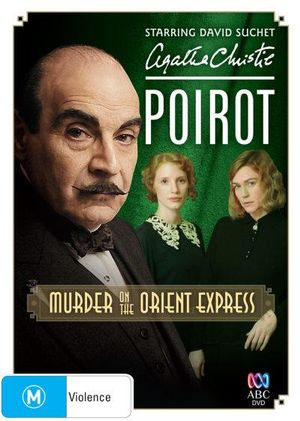 Murder on the Orient Express (ABC) (Agatha Christie Poirot) - Carolyn Seymour