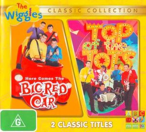 The Wiggles : Here Comes the Big Red Car / Top of the Tots