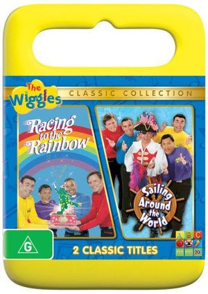 The Wiggles : Racing to the Rainbow / Sailing Around the World