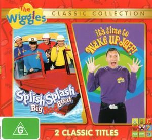 The Wiggles : It's Time to Wake Up Jeff! / Splish Splash Big Red Boat