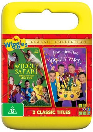 The Wiggles : Hoop Dee Doo It's a Wiggly Party / Wiggly Safari