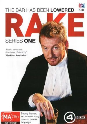 Rake : Series 1 - Richard Roxburgh