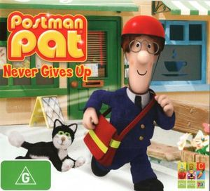 Postman Pat : Never Gives Up
