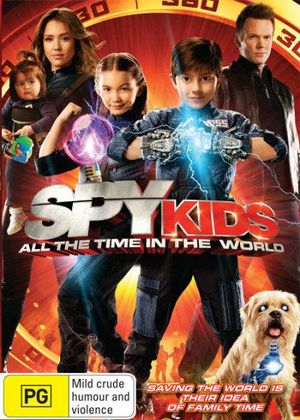 Spy Kids 4 - Mason Cook