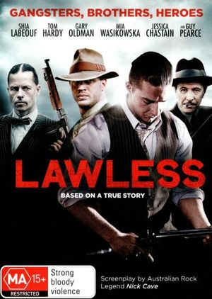 Lawless - Shia LaBeouf