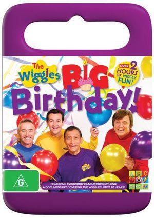 The Wiggles : Big Birthday!