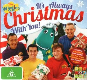 The Wiggles : It's Always Xmas With You - John Paul Young
