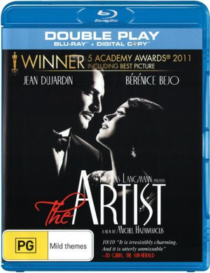 The Artist (Blu-ray/Digital Copy) - Berenice Bejo