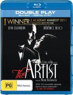 The Artist (Blu-ray/Digital Copy) - Berenice Bejo