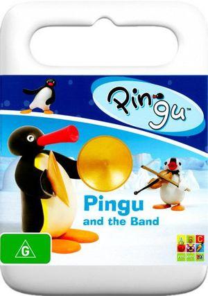 Pingu : Pingu and the Band - David Sant
