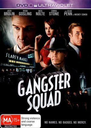 Gangster Squad (DVD/UltraViolet) - Josh Brolin
