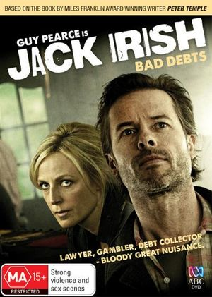 Jack Irish : Bad Debts - Emma Booth