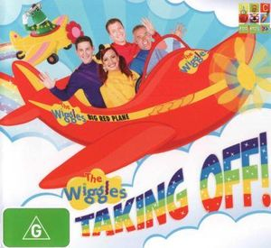 The Wiggles : The Wiggles Taking Off! - The Wiggles
